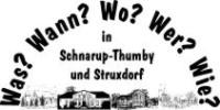 Was Wann Wo Wer Wie in Schnarup-Thumby, Struxdorf und Umgebung e.V.