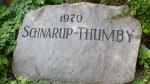 Gedenkstein Gemeindefusion