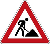 Asphaltierungsarbeiten in der Schnaruper Straße (Update)