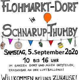 Flohmarkt-Dorf am 05.09.2020 ab 10.00 Uhr
